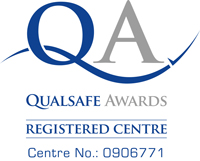 Qualsafe Awards Approved Training Centre for their range of safety training courses