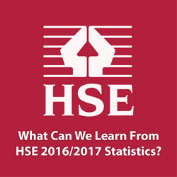 HSE Health And Safety Statistics 2017 – What Can We Learn?