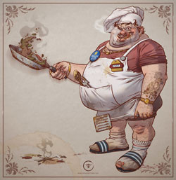 The Itchy Cook: a cautionary tale of HACCP ignorance