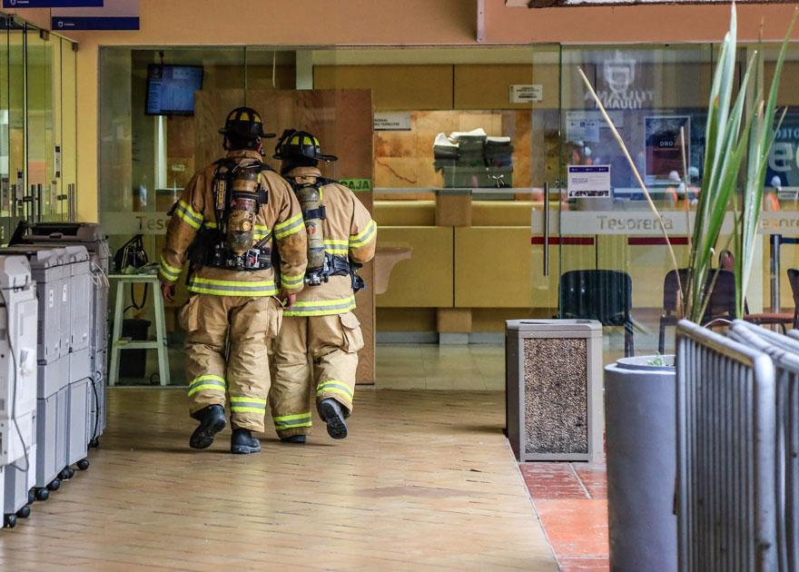 Fire risk assessment image