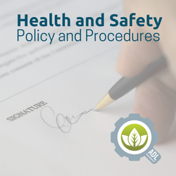 Health and Safety Policy and Procedures Advice