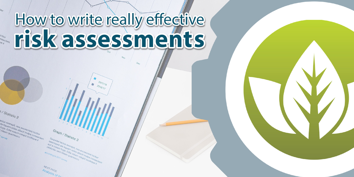 how to write really effective risk assessments