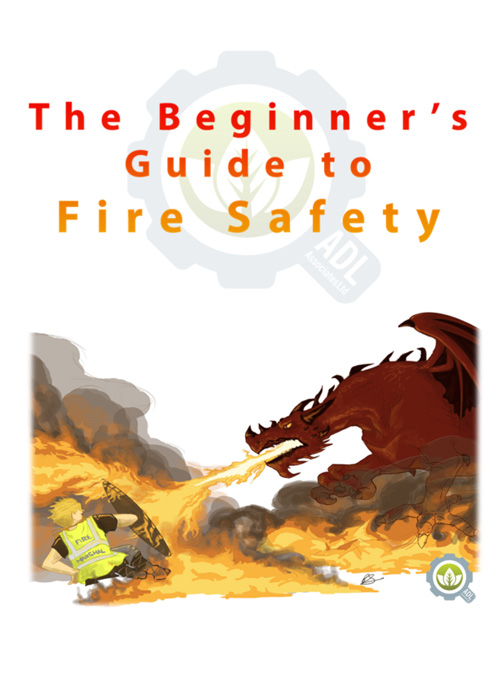 Download the beginner's guide to fire safety in the workplace