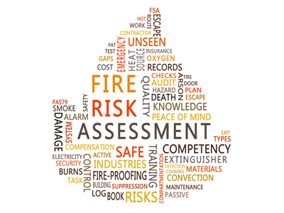 gauge your current level of fire protection to achieve fire safety compliance