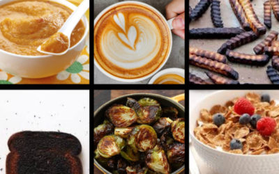 Acrylamide Foods to Avoid and Control